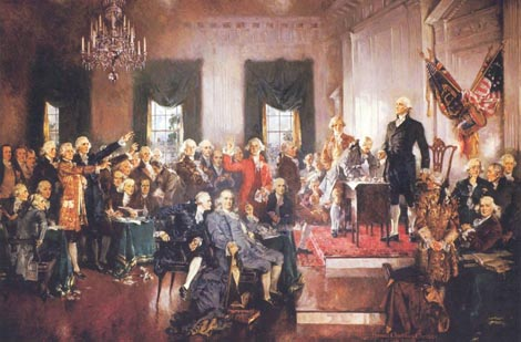 Religious Pluralism & America's Christian Nation Debate: Revisiting the Intentions of America's Constitutional Founders