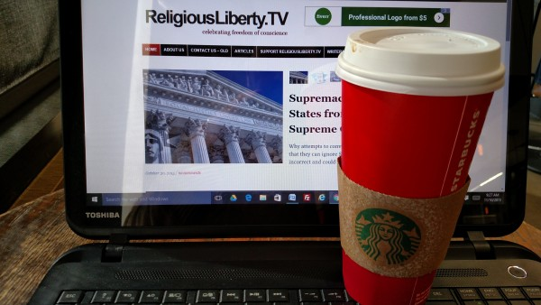 """Angry Red Cups and This Year's """"War on Christmas"""""""