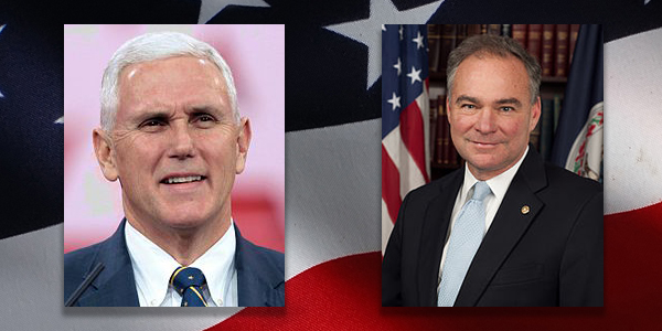 Vetting the Veeps: Pence and Kaine on Religious Liberty