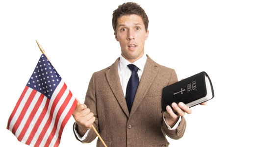 Dominionism and the Rise of Alt-Christianity